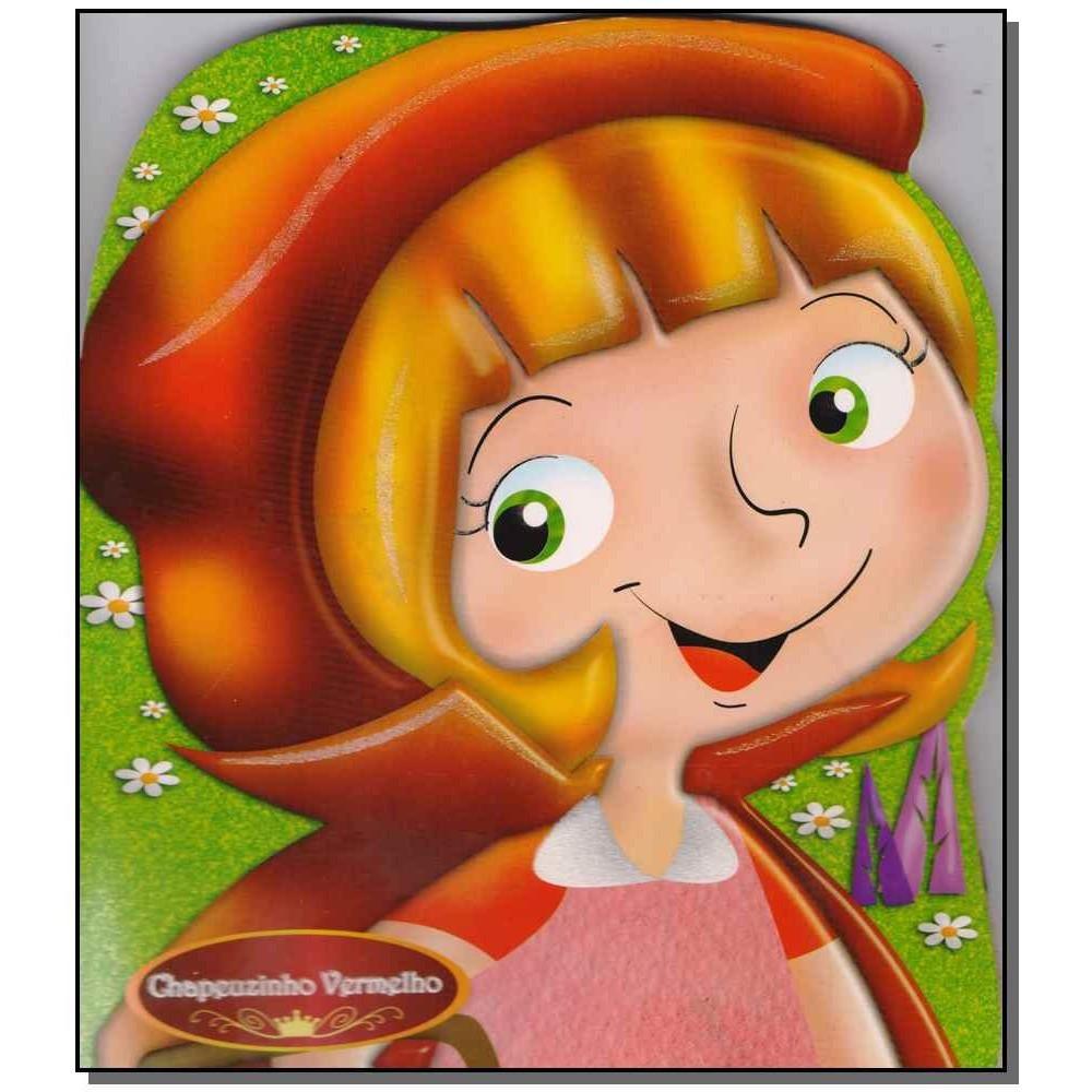 Livro Infantil Chapeuzinho Vermelho