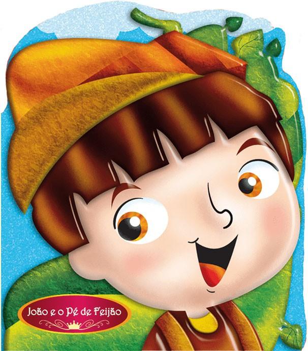 Livro Infantil João e o Pé de Feijão