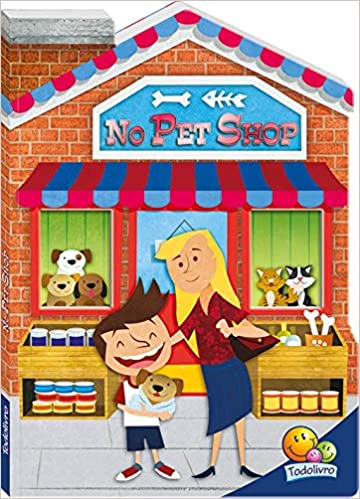 Livro Infantil No Pet Shop