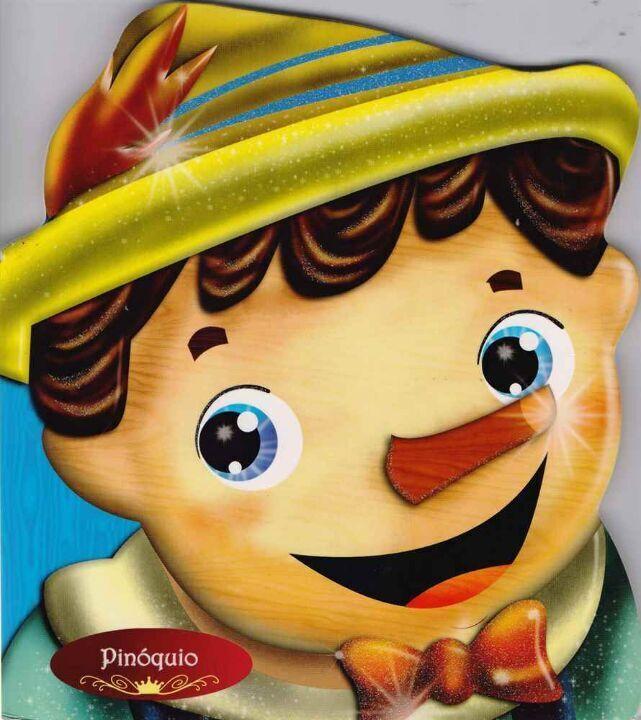 Livro Infantil Pinoquio Contos Classicos