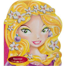 Livro Infantil Rapunzel