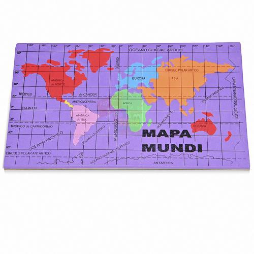 Mapa Mundi E.V.A.