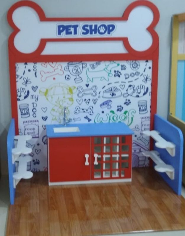 Mini Cidade Pet Shop