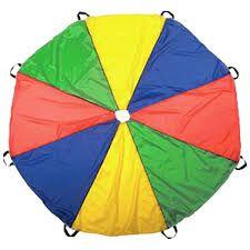 Paraquedas Infantil Lúdico