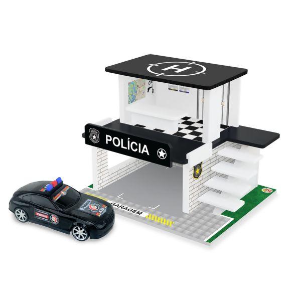 Posto Policial de Madeira