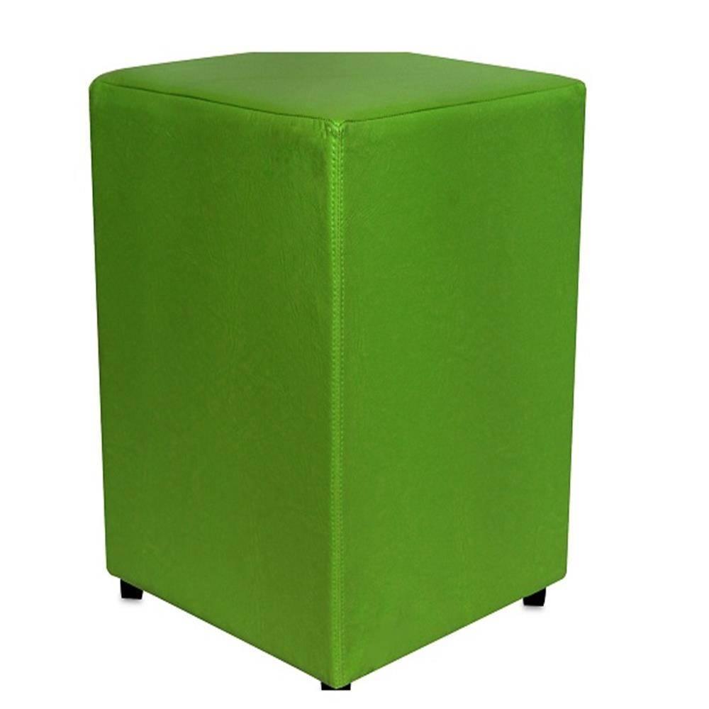 Puff Quadrado Verde