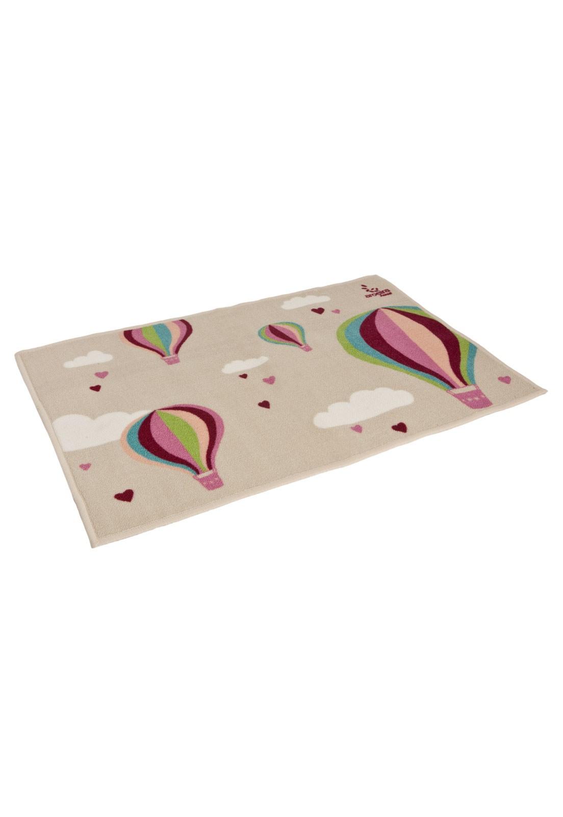 Tapete Infantil Decorativo Balões Médio