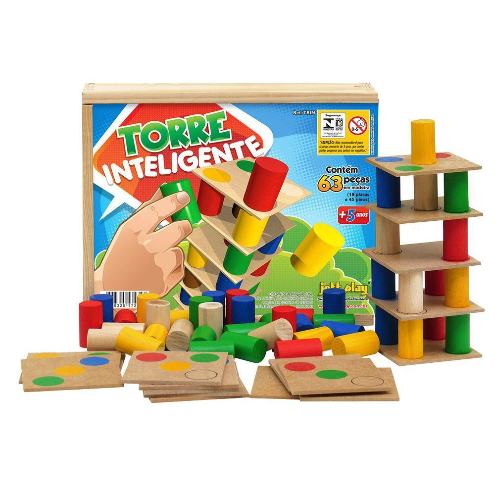 Torre Inteligente 63 Peças
