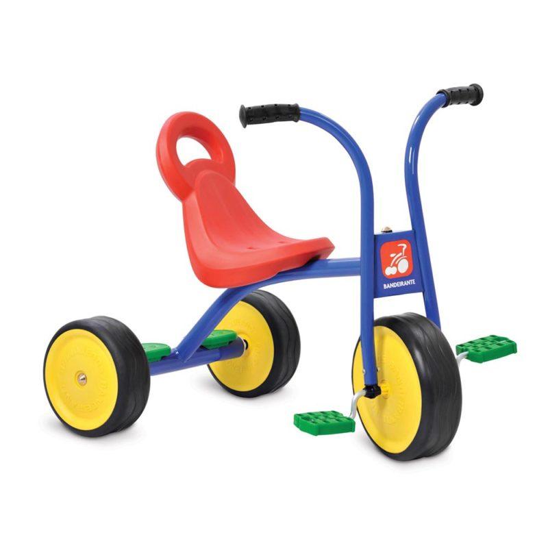 Triciclo Escolar Bandeirantes