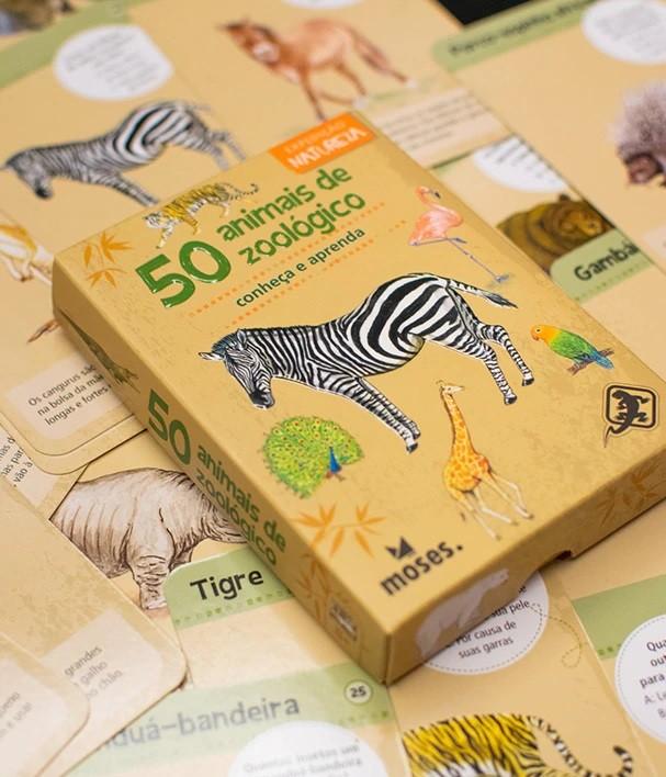 50 Animais do Zoológico - Conheça e se Surpreenda
