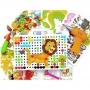 Construção Criativa Animais (Criative Portable Box ) - 198 peças