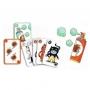 Jogo de Cartas (estratégia) - Sakapuss Djeco