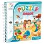 Jogo Desafio e Raciocínio Puzzle Beach - Smart games