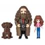 Pack da Amizade Hermione e Hagrid  - Harry Potter