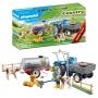 Playmobil Country - Trator e tanque para água