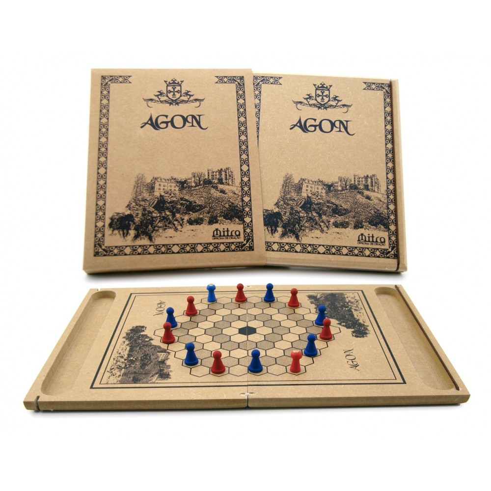 Agon - Enciclopédia dos Jogos
