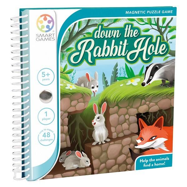 Down the Rabbit Hole - Desafio para Pequenos