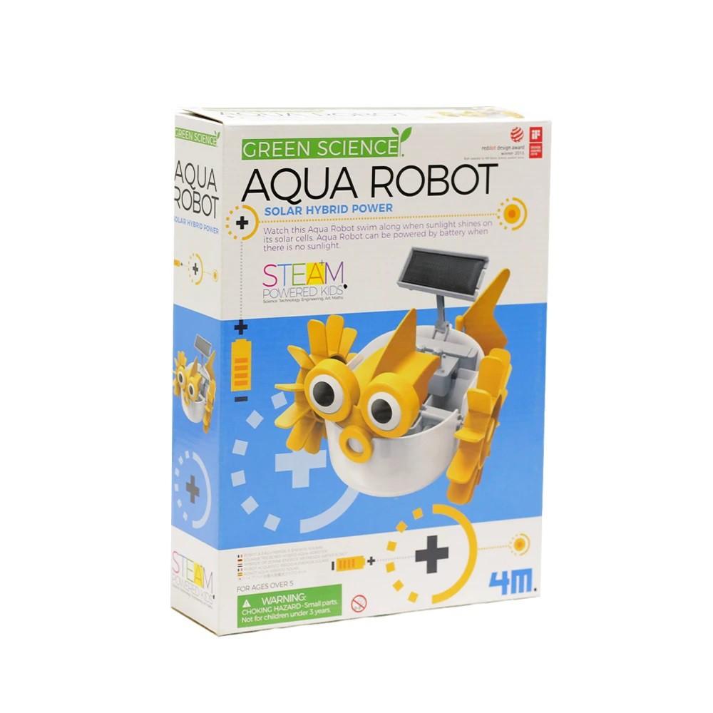 Aqua Robot - Robô Solar - 4M
