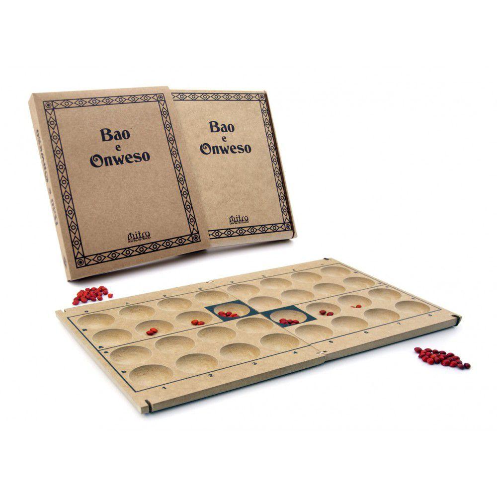 Bao e Onweso - Coleção Enciclopédia dos Jogos