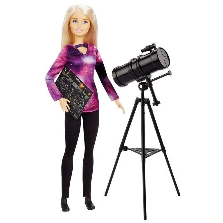 Barbie Nat Geo Astrofísica