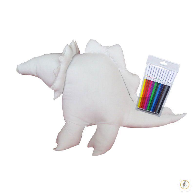 Boneco para pintar Dinossauro