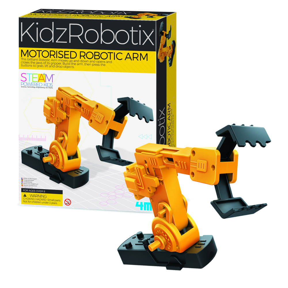 Braço Robótico Motorizado - 4M
