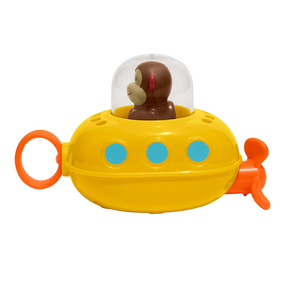Brinquedo de Banho Submarino Macaco