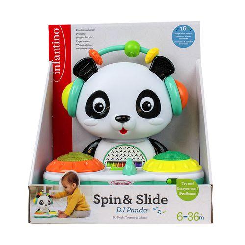 Brinquedo Interativo Infantino DJ Panda