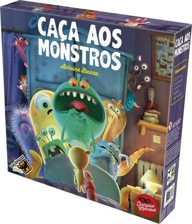 Caça aos Monstros - Jogo Cooperativo