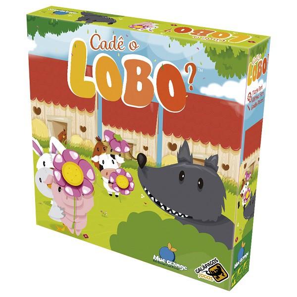 Cadê o Lobo - Jogo Cooperativo