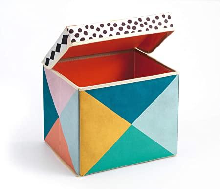 Caixa de Organização Banquinho - Djeco