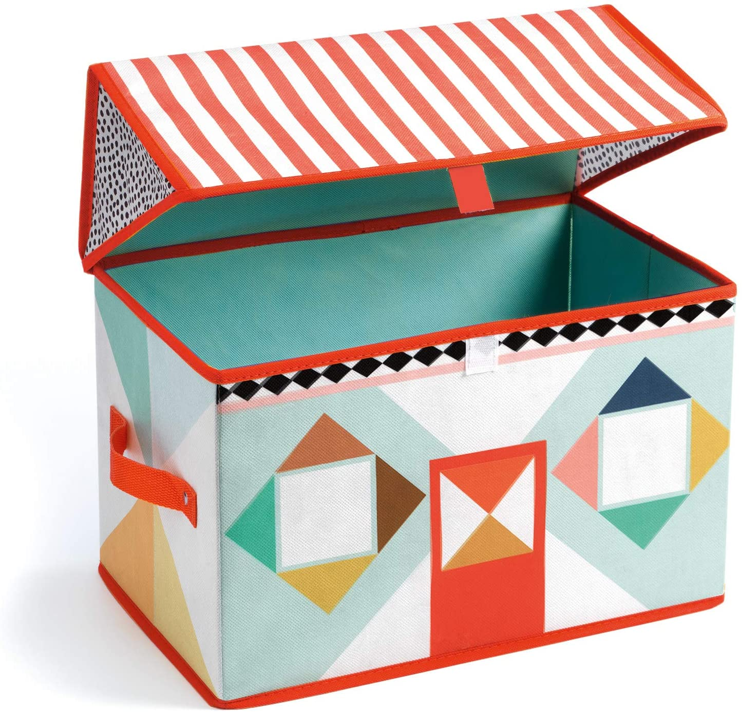 Caixa de Organização Casinha - Djeco