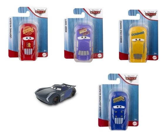 Carrinhos Cars - Mattel