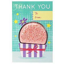 Cartão com Playfoam (Massa espuma) - Thank You....you're so sweet
