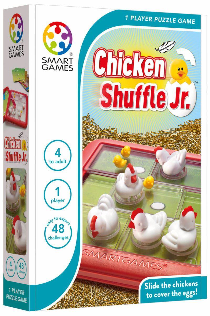 Chicken Shuffle Jr - Jogo de Raciocínio para pequenos