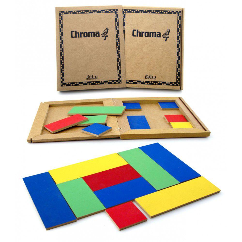 CHROMA 4 - Coleção Enciclopédia dos Jogos