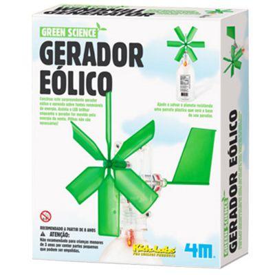 Ciência Verde - Gerador Eólico  4M