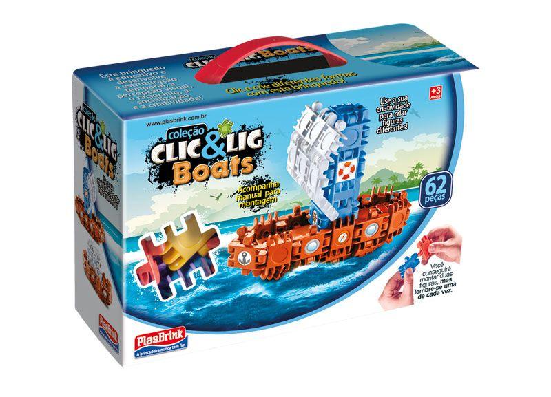 Clic & Lig - Barcos