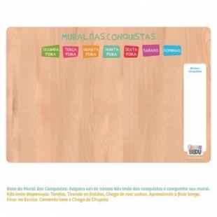 Mural Base Para kits Imãs do Incentivo (não acompanha kit imã)