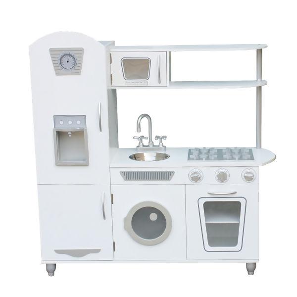 Cozinha Retô Branca Gigi