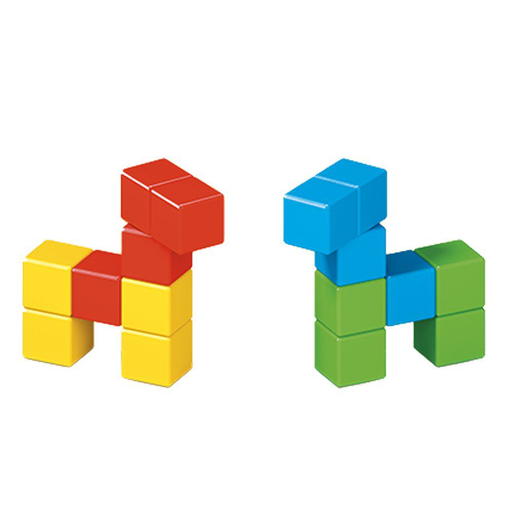 Cubos Magnéticos - 22 peças
