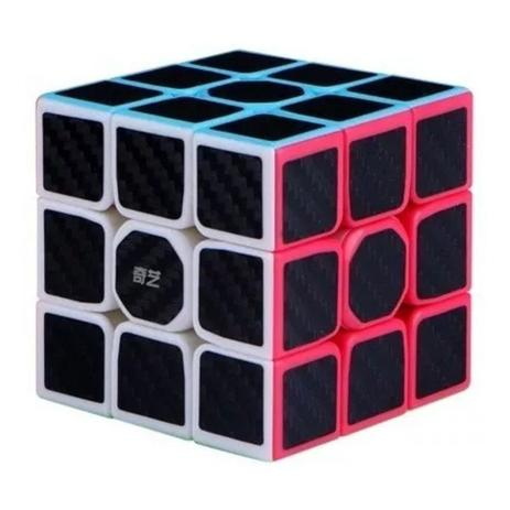 Cubo Mágico - Cuber Pro 3 Carbon