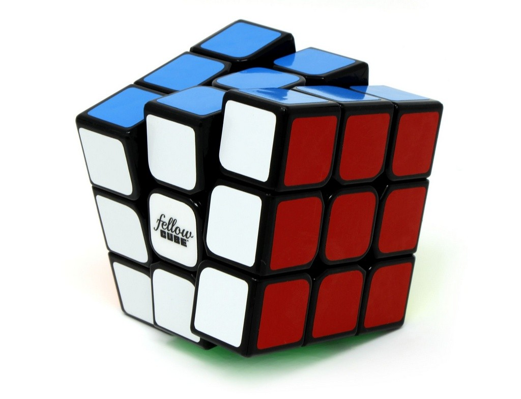 Cubo Mágico - Cuber Pro 3 Fellow Classic