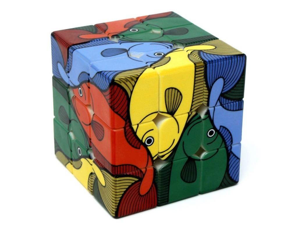 Cubo Mágico - Cuber Pro Fish
