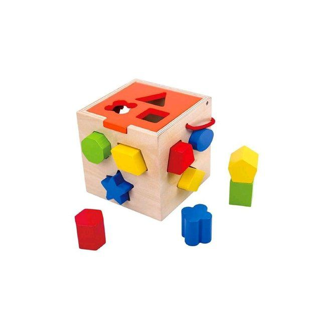 Caixa das Formas - Tooky Toy