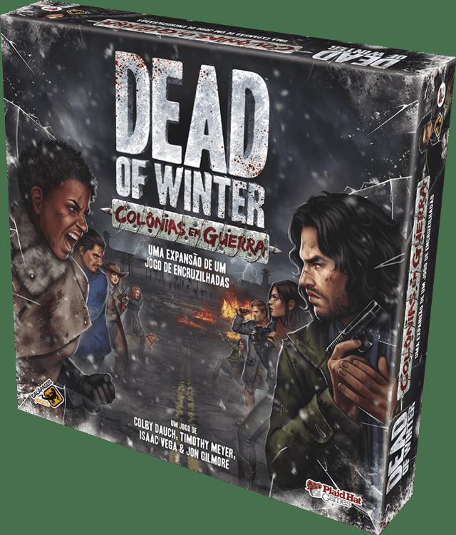 Dead of Winter - Expansão Colônias em Guerra