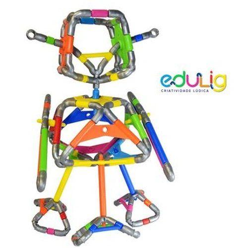 Desafio Edulig Criativo Puzzle 3D - Robô