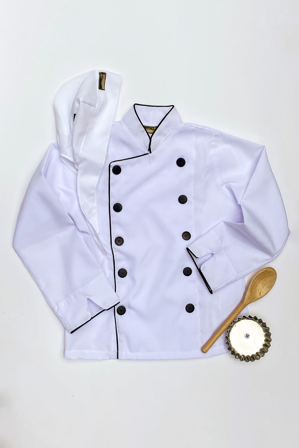 Dolmã Mini Chef