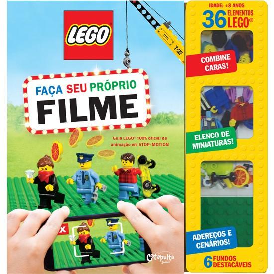 Faça seu próprio filme - Lego