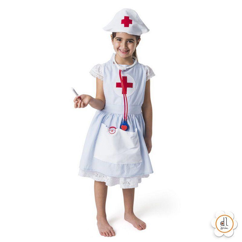 Kit  Brincando de Enfermeira